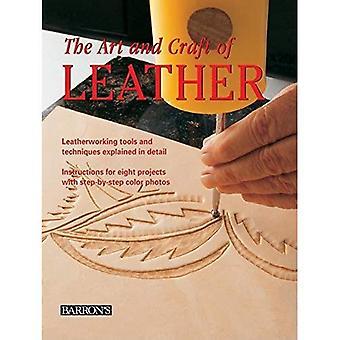 Konst och hantverk av läder: Leatherworking verktyg och tekniker förklaras i detalj