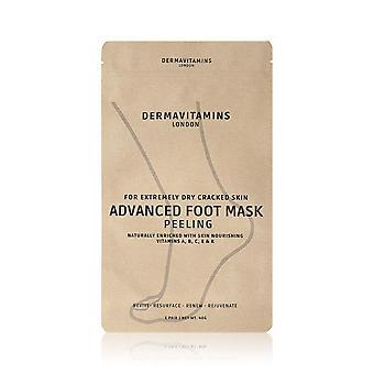 Dermavitamins Zaawansowana torba na maskę do stóp