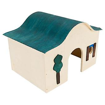 Tyrol Pagoda House Guinea Pig (Small pets , Cage Accessories , Maisonnettes et Tunnels)