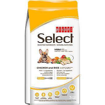 Picart Pienso para Perros Esterilizados Select Mini Adult Arroz y Pollo