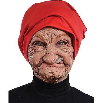 Vanha Nana Latex Mask