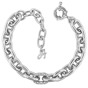 Adore Jewelry Woman Sterling Silver Not Available Bracelet 5448752