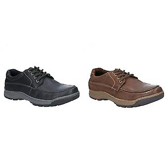 Hush Puppies Mens Tucker Lace Up Shoes