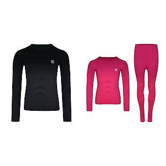 Dare 2B Childrens/Kids In The Zone Base Layer Set