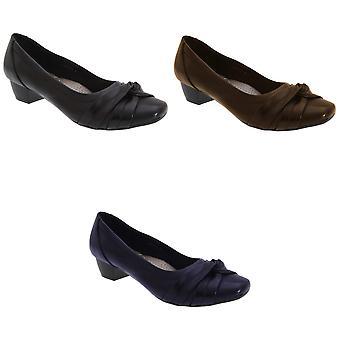Boulevard Bayanlar / Bayan Yastıklı Çorap Crossover Sash Court Ayakkabı