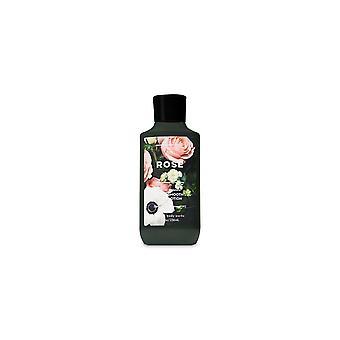 (2 Pacote) Banho e Corpo Funciona Rosa Super Liso Loção Corporal 8 fl oz / 236 ml