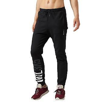 Reebok Workout CS Baumwolle AY1882 universal ganzjährig Damen Hose