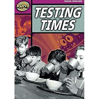 Testing Times: Series 2 Stage 3 Set A (Rapid)