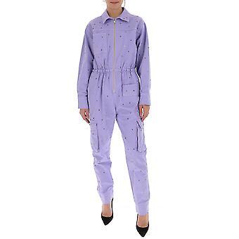 Irène igcjs001538 Femmes-apos;s Combinaison de coton lilas