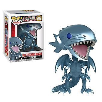 Yu-Gi-Oh! Blue-Eyes White Dragon Pop! Vinyl