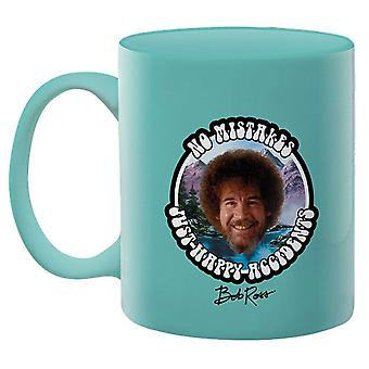 Bob Ross No Mistakes 11oz Mug