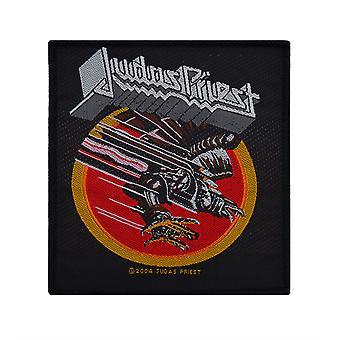 Judas Priest schreit nach Rache Patch gewebt