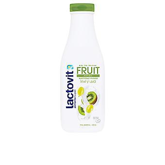 Lactovit Lactovit Fruit Antiox Shower Gel 600 Ml Unisex