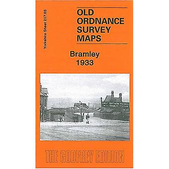 Bramley 1933 - Yorkshire Sheet 217.03b by Ruth Strong - 9781847843746