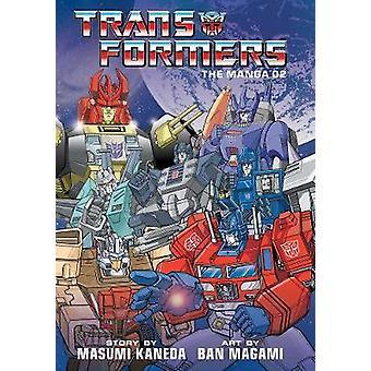 Transformers - The Manga - Vol. 2 von Ban Magami - 9781974711772 Buch