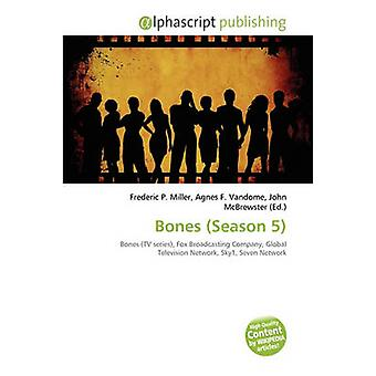 Bones (Season 5) by Frederic P Miller - 9786132649119 Book