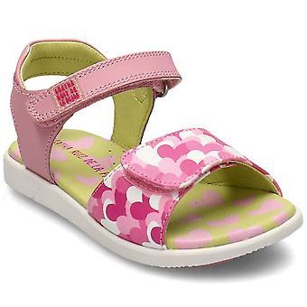 Agatha Ruiz De La Prada 202943 202943BBLANCOYCORAZONES universal summer infants shoes