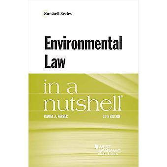 Environmental Law in a Nutshell by Daniel A. Farber - 9781640201132 B
