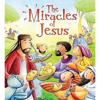 The Miracles of Jesus by Katherine Sully - 9781788930895 Book