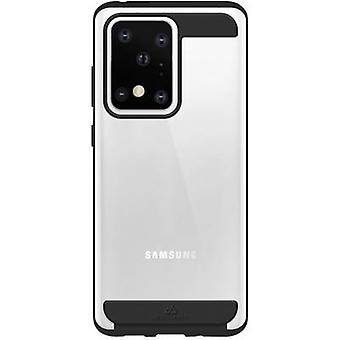 Black Rock Air Robust Cover Samsung Galaxy S20 Ultra 5G Transparent, Black