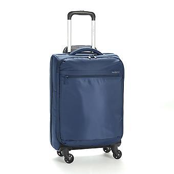 Hedgren Ella Håndbagage Trolley S, 4 hjul, 55 cm, 32,3 L, blå