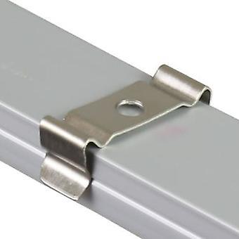 Jandei Clip Angolo In alluminio Profile Pack 10 ud