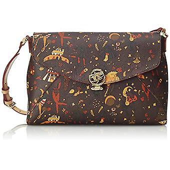 piero guidi Cross Body Black Woman shoulder bag (T.Moro) 26x17.5x5.5 cm (W x H x L)