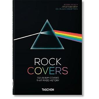 Rock Covers - 40 by  - 9783836576437 Book