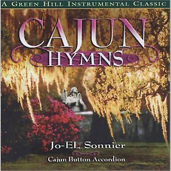 Jo-El Sonnier - Cajun Hymns [CD] USA import