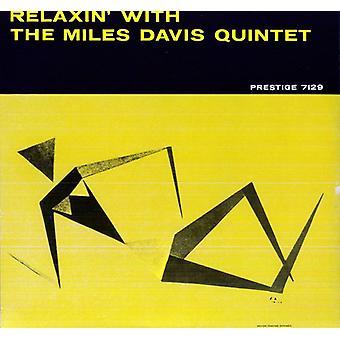 Miles Davis - relaxine l'importation USA Miles Davis Quintet [Vinyl]