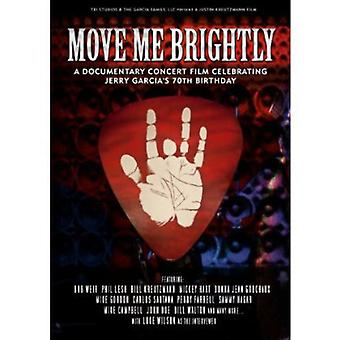 Move Me Brightly-Celebrating Jerry Garcia's 70th B [DVD] USA import