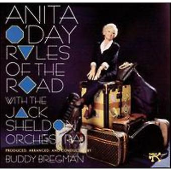 Anita O'Day - Rules of the Road [CD] USA import