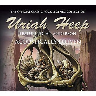 Urian Heap - Acoustically Driven [CD] USA import