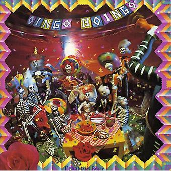 Oingo Boingo - Dead Man's Party [CD] USA import