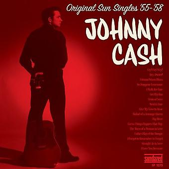Johnny Cash - Sun Singles Collection [CD] USA import