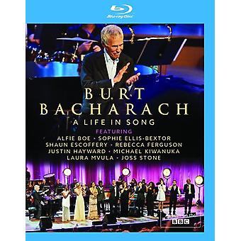 Burt Bacharach - Life in Song [Blu-ray] USA import