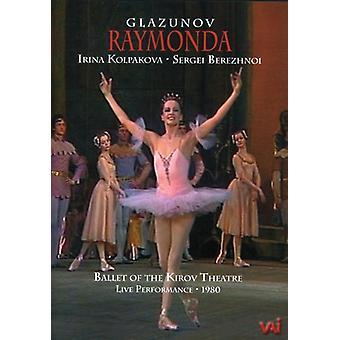 A. Glazunov - Glazunov: Raymonda [DVD Video] [DVD] USA import
