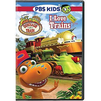 恐竜列車: 愛列車 【 DVD 】 アメリカ インポートします。