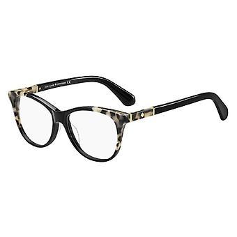 كيت سبيد جونا WR7 نظارات بلاك هافانا