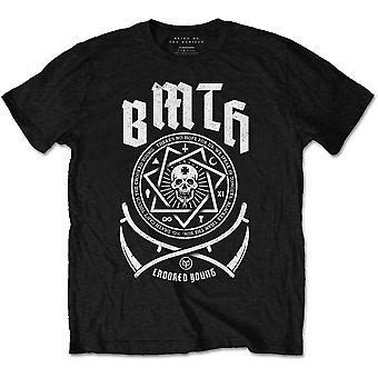 Bring Me The Horizon Crooked Officielle Tee T-shirt Herre Unisex