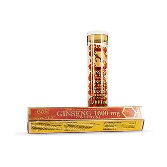 Ginseng 1000 with Lecithin 30 softgels of 1000mg