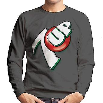7up 00s Angular Logo Men 's Moletom