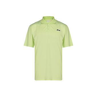 Slazenger Micro Raita Golf Polo Paita Miesten