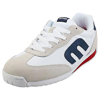 Etnies Lo-cut Cb Mens Skate Trainers in White Navy
