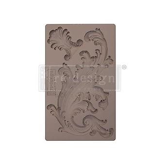 Re-Design com Prima Portico Scroll I 5x8 Inch Mould