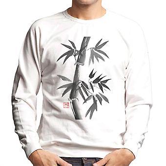 Subtle Bamboo Men's Sweatshirt