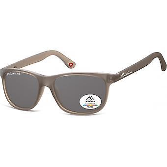 Sunglasses Unisex by SGB beige/transparent (MP48)