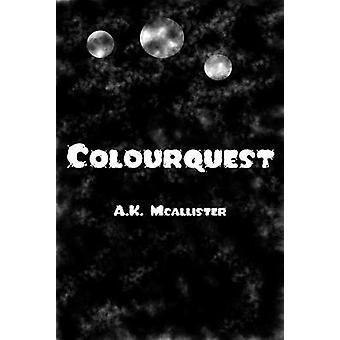 Colourquest by A. K. McAllister