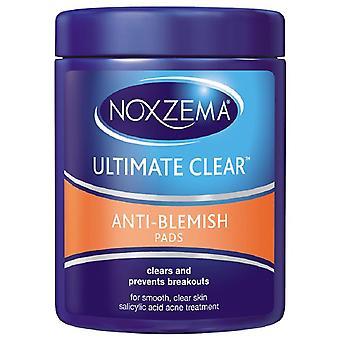 Noxzema ultimate clear anti-blemish pads, 90 ea *