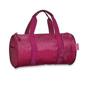 Sparkalicious Ruby Raspberry Duffle (Small)